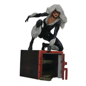 BLACK CAT STATUE MARVEL COMIC GALLERY DIAMOND SELECT TOYS 23 CM (2) 699788829257 kingdom-figurine.fr