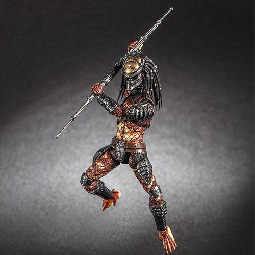 BOAR PREDATOR PREVIEWS EXCLUSIVE FIGURINE 1-18 PREDATOR 2 HIYA TOYS 11 CM (4) 6957534200281 kingdom-figurine.fr
