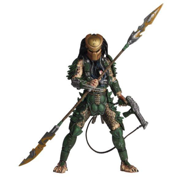 BROKEN TUSK PREDATOR FIGURINE PREDATOR SERIES 18 NECA 20 CM (1) 634482515433 kingdom-figurine.fr