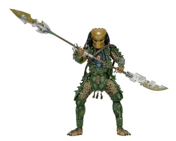 BROKEN TUSK PREDATOR FIGURINE PREDATOR SERIES 18 NECA 20 CM (2) 634482515433 kingdom-figurine.fr