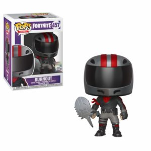 BURNOUT FIGURINE FORTNITE POP GAMES 457 FUNKO 889698344685 kingdom-figurine.fr