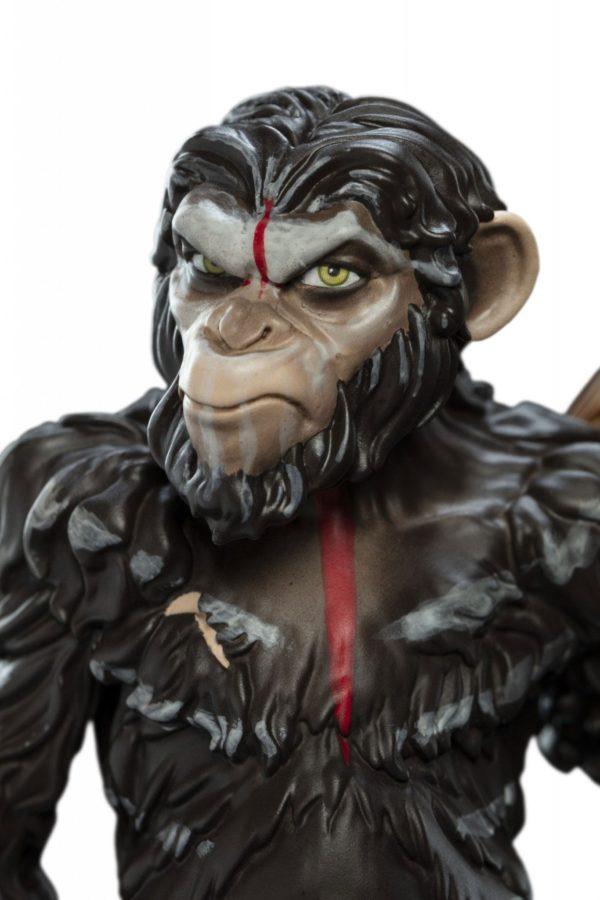 CAESAR FIGURINE LA PLANETE DES SINGES MINI EPICS WETA 13 CM (6) 9420024729649 kingdom-figurine.fr