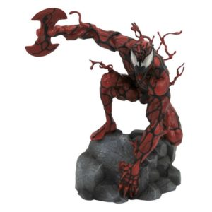 CARNAGE STATUETTE MARVEL COMIC GALLERY DIAMOND SELECT TOYS 23 CM (1) 699788827536 kingdom-figurine.fr