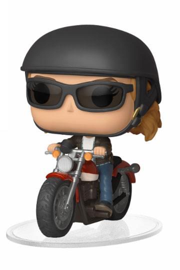 CAROL DANVERS ON MOTORCYCLE FIGURINE CAPTAIN MARVEL POP RIDES 57 FUNKO (2) 889698363792 kingdom-figurine.fr