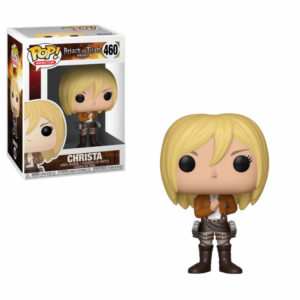 CHRISTA FIGURINE L'ATTAQUE DES TITANS POP ANIMATION 460 FUNKO 889698356817 kingdom-figurine.fr