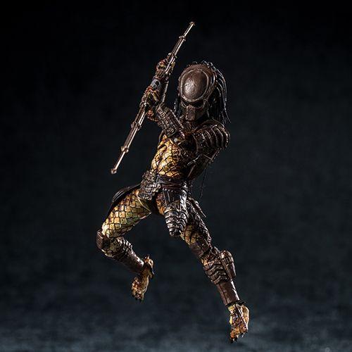 CITY HUNTER PREDATOR PREVIEWS EXCLUSIVE FIGURINE 1-18 PREDATOR 2 HIYA TOYS 11 CM (3) 6957534200250 kingdom-figurine.fr
