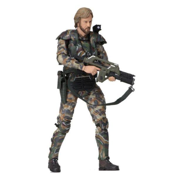 COL. JAMES CAMERON FIGURINE ALIENS NECA 18 CM (2) 634482516805 kingdom-figurine.fr