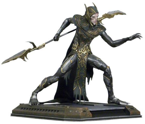 CORVUS GLAIVE STATUE AVENGERS INFINITY WAR DIAMOND SELECT TOYS 20CM (2) 699788833582 kingdom-figurine.fr
