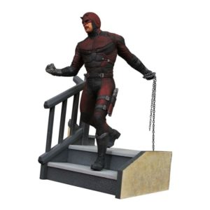 DAREDEVIL NETFLIX STATUE MARVEL TV PREMIER COLLECTION DIAMOND SELECT TOYS 33 CM (1) 699788833001 kingdom-figurine.fr
