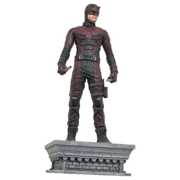 DAREDEVIL STATUE MARVEL GALLERY NETFLIX TV SERIES DIAMOND SELECT TOYS 28 CM (1) 699788816578 kingdom-figurine.fr