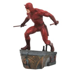 DAREDEVIL STATUE MARVEL PREMIER DIAMOND SELECT TOYS 30 CM (1) 699788828496 kingdom-figurine.fr