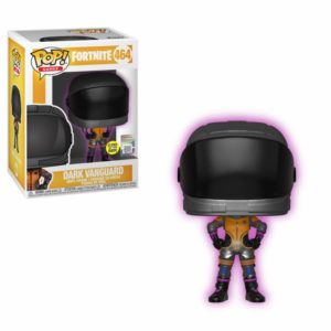 DARK VANGUARD (GITD) FIGURINE FORTNITE POP GAMES 464 FUNKO 889698369145 kingdom-figurine.fr