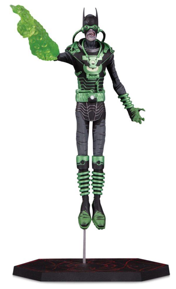 DAWNBREAKER STATUE DARK NIGHTS METAL DC COLLECTIBLES 19 CM (1bis) 761941358901 kingdom-figurine.fr