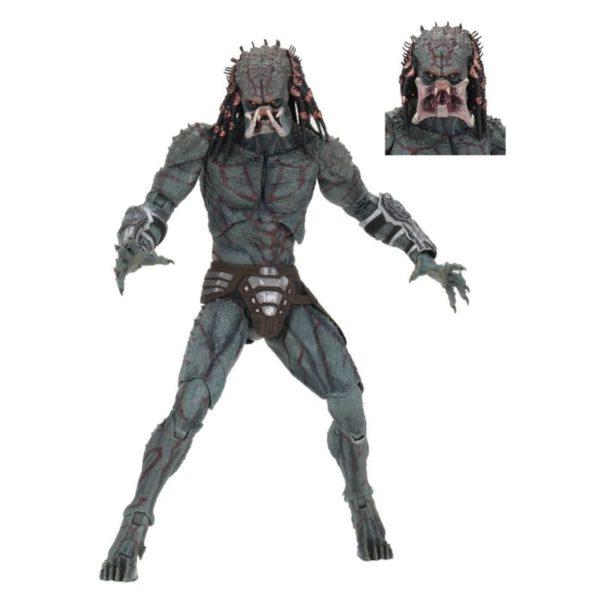 DELUXE ARMORED ASSASSIN PREDATOR FIGURINE PREDATOR 2018 NECA 30 CM (1) 634482515792 kingdom-figurine.fr