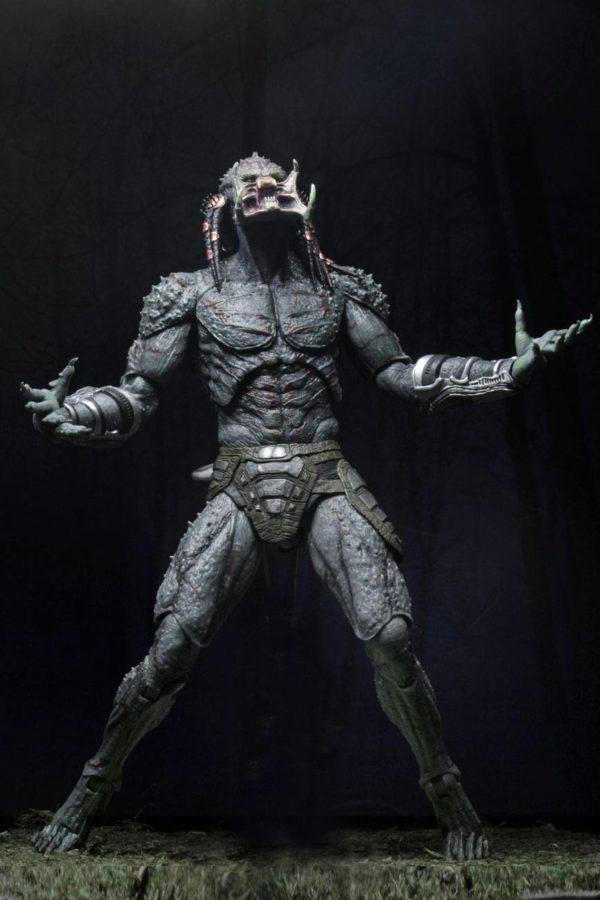 DELUXE ARMORED ASSASSIN PREDATOR FIGURINE PREDATOR 2018 NECA 30 CM (7) 634482515792 kingdom-figurine.fr