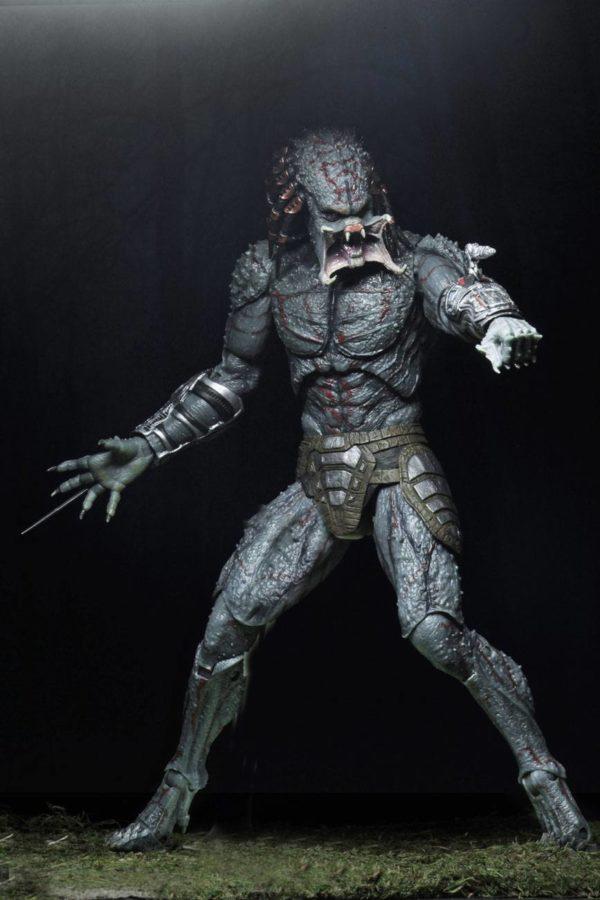 DELUXE ARMORED ASSASSIN PREDATOR FIGURINE PREDATOR 2018 NECA 30 CM (8) 634482515792 kingdom-figurine.fr