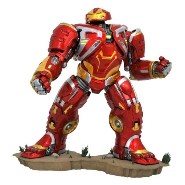 DELUXE HULKBUSTER MK2 STATUE AVENGERS INFINITY WAR MARVEL MOVIE GALLERY DIAMOND SELECT 25 CM (1) 699788830277 kingdom-figurine.fr