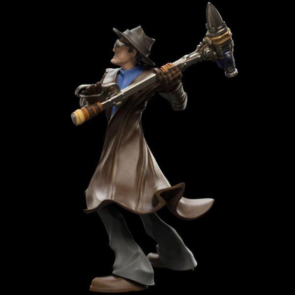 Dr. IDO FIGURINE ALITA BATTLE ANGEL MINI EPICS WETA 14 CM (4) 9420024727263 kingdom-figurine.fr
