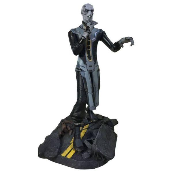 EBONY MAW STATUE AVENGERS INFINITY WAR MARVEL MOVIE GALLERY DIAMOND SELECT TOYS 25 CM (1) 699788833599 kingdom-figurine.fr