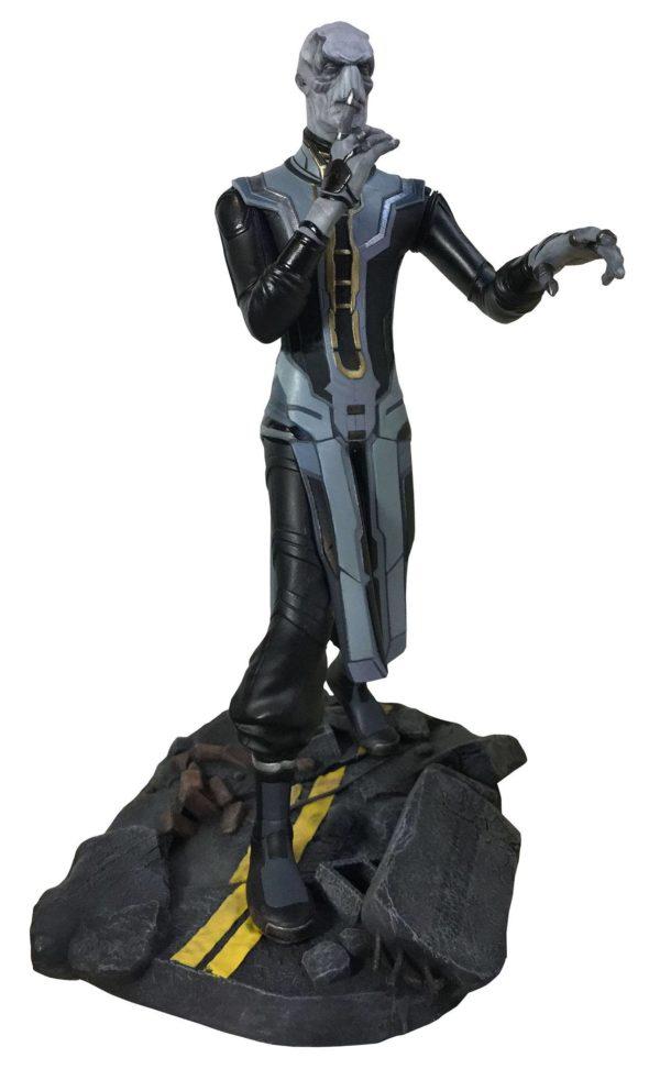 EBONY MAW STATUE AVENGERS INFINITY WAR MARVEL MOVIE GALLERY DIAMOND SELECT TOYS 25 CM (1bis) 699788833599 kingdom-figurine.fr