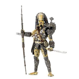 ELDER PREDATOR PREVIEWS EXCLUSIVE FIGURINE 1-18 PREDATOR 2 HIYA TOYS 11 CM (0) 6957534200304 kingdom-figurine.fr