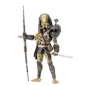 ELDER PREDATOR PREVIEWS EXCLUSIVE FIGURINE 1-18 PREDATOR 2 HIYA TOYS 11 CM (0) 6957534200304 kingdom-figurine.fr
