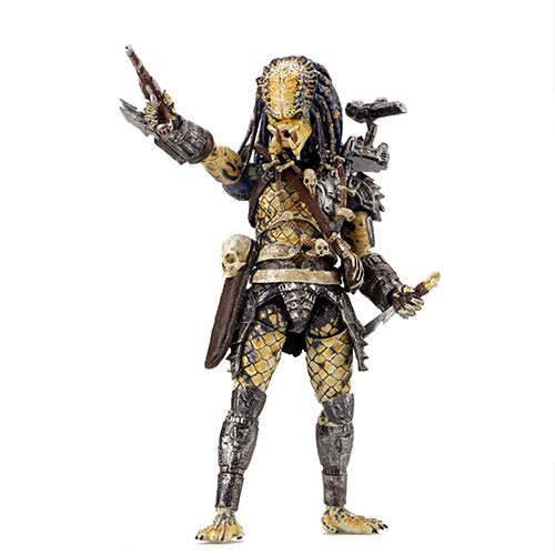 ELDER PREDATOR PREVIEWS EXCLUSIVE FIGURINE 1-18 PREDATOR 2 HIYA TOYS 11 CM (3) 6957534200304 kingdom-figurine.fr