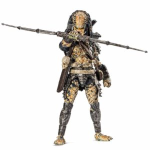 ELDER PREDATOR PREVIEWS EXCLUSIVE FIGURINE 1-18 PREDATOR 2 HIYA TOYS 11 CM (4) 6957534200304 kingdom-figurine.fr