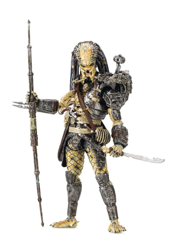 ELDER PREDATOR PREVIEWS EXCLUSIVE FIGURINE 1-18 PREDATOR 2 HIYA TOYS 11 CM 6957534200304 kingdom-figurine.fr