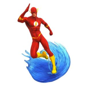 FLASH STATUE DC COMIC GALLERY DIAMOND SELECT TOYS 23 CM (1) 699788828823 kingdom-figurine.fr