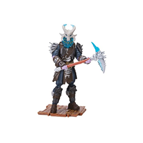FORTNITE PACK 4 FIGURINES SQUAD MODE JAZWARES 10 CM (11) 191726006237 kingdom-figurine.fr