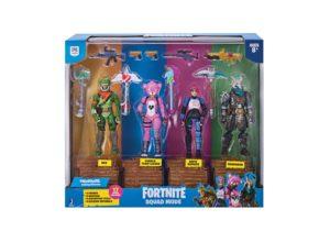 Visuel du Pack Fortnite 4 figurines