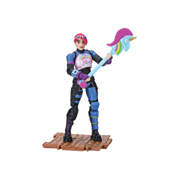 FORTNITE PACK 4 FIGURINES SQUAD MODE JAZWARES 10 CM (4) 191726006237 kingdom-figurine.fr