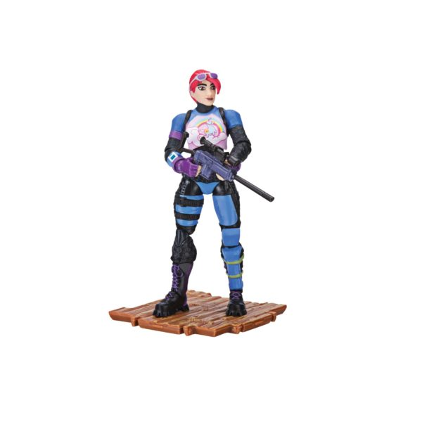 FORTNITE PACK 4 FIGURINES SQUAD MODE JAZWARES 10 CM (5) 191726006237 kingdom-figurine.fr