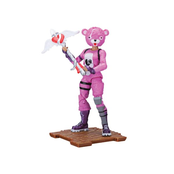 FORTNITE PACK 4 FIGURINES SQUAD MODE JAZWARES 10 CM (8) 191726006237 kingdom-figurine.fr