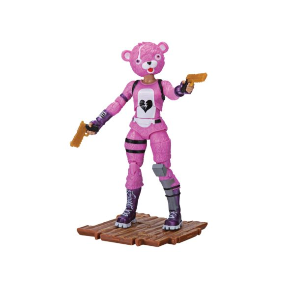 FORTNITE PACK 4 FIGURINES SQUAD MODE JAZWARES 10 CM (9) 191726006237 kingdom-figurine.fr