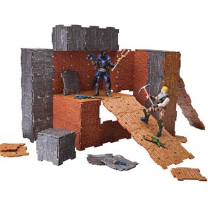 FORTNITE PLAYSET TURBO BUILDER AVEC FIGURINES JONESY & RAVEN 4 (1) 191726006404 kingdom-figurine.fr
