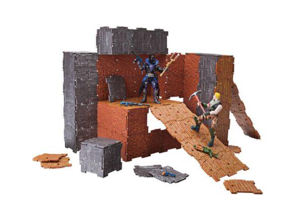 FORTNITE PLAYSET TURBO BUILDER AVEC FIGURINES JONESY & RAVEN 4 (1) 191726006404 kingdom-figurine.fr