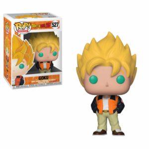 GOKU (CASUAL) FIGURINE DRAGON BALL Z POP ANIMATION 527 FUNKO 889698363945 kingdom-figurine.fr