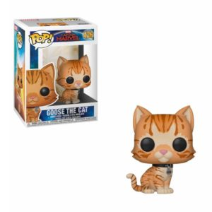 GOOSE THE CAT FIGURINE CAPTAIN MARVEL POP 426 FUNKO 889698363792 kingdom-figurine.fr