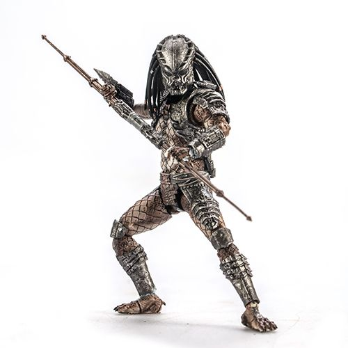 GUARDIAN PREDATOR PREVIEWS EXCLUSIVE FIGURINE 1-18 PREDATOR 2 HIYA TOYS 11 CM (2) 6957534200267 kingdom-figurine.fr