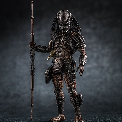 GUARDIAN PREDATOR PREVIEWS EXCLUSIVE FIGURINE 1-18 PREDATOR 2 HIYA TOYS 11 CM (3) 6957534200267 kingdom-figurine.fr