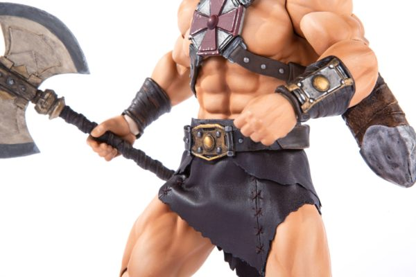 HE-MAN FIGURINE 1-6 MASTERS OF THE UNIVERSE MONDO 30 CM (12) 850972006605 kingdom-figurine.fr