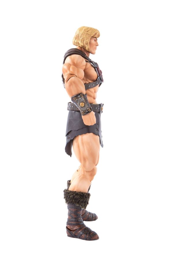 HE-MAN FIGURINE 1-6 MASTERS OF THE UNIVERSE MONDO 30 CM (3) 850972006605 kingdom-figurine.fr