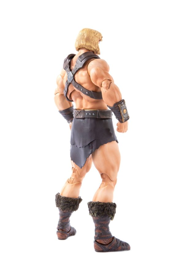 HE-MAN FIGURINE 1-6 MASTERS OF THE UNIVERSE MONDO 30 CM (4) 850972006605 kingdom-figurine.fr