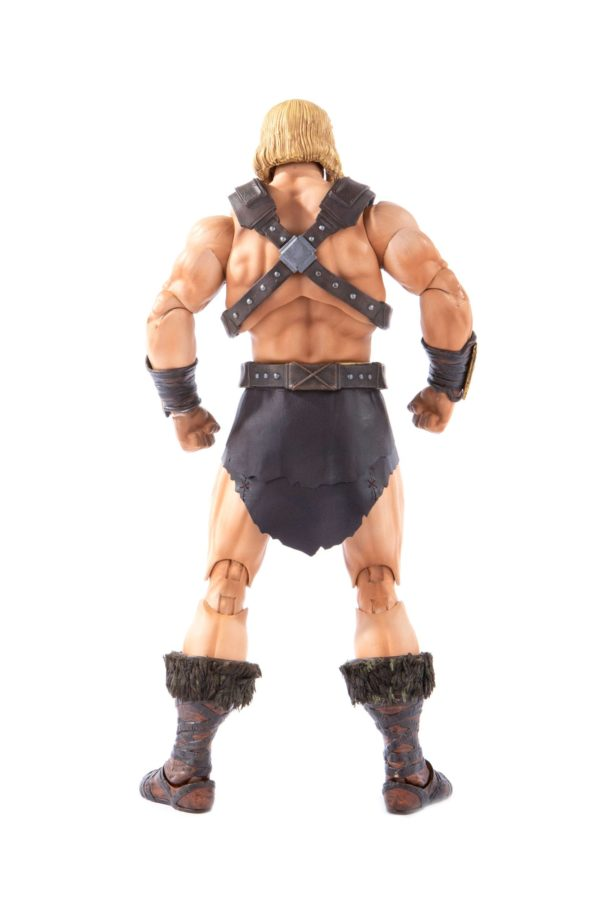 HE-MAN FIGURINE 1-6 MASTERS OF THE UNIVERSE MONDO 30 CM (5) 850972006605 kingdom-figurine.fr
