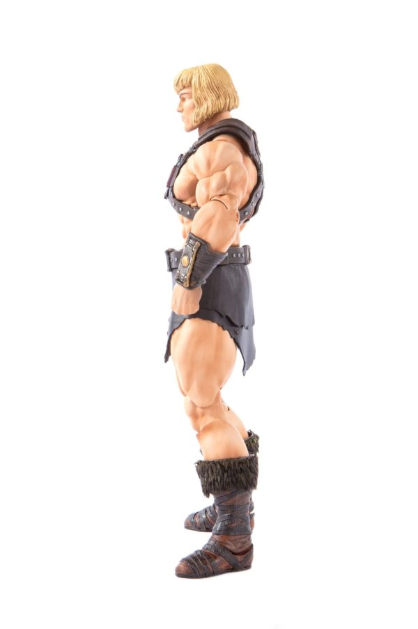 HE-MAN FIGURINE 1-6 MASTERS OF THE UNIVERSE MONDO 30 CM (7) 850972006605 kingdom-figurine.fr