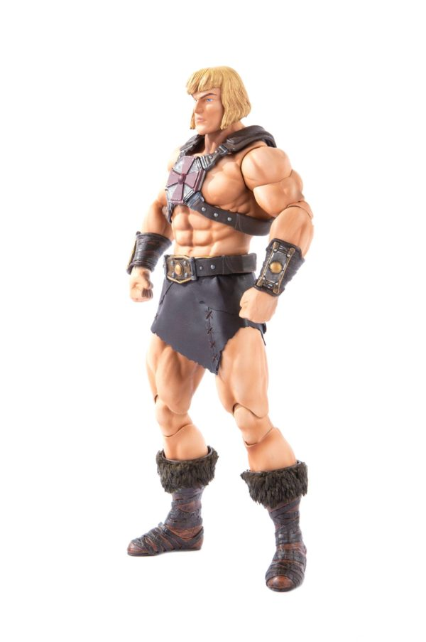 HE-MAN FIGURINE 1-6 MASTERS OF THE UNIVERSE MONDO 30 CM (8) 850972006605 kingdom-figurine.fr