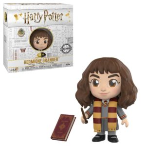 HERMIONE FIGURINE EXCLUSIVE HARRY POTTER 5 STAR 9 CM FUNKO (1) 889698313117 kingdom-figurine.fr