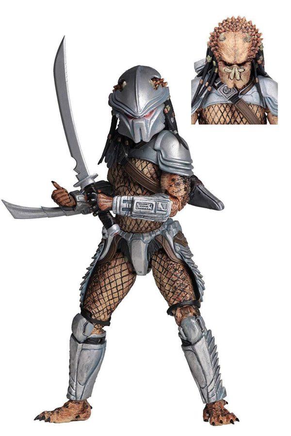 HORNEAD PREDATOR FIGURINE PREDATOR SERIES 18 NECA 20 CM (1) 634482515457 kingdom-figurine.fr